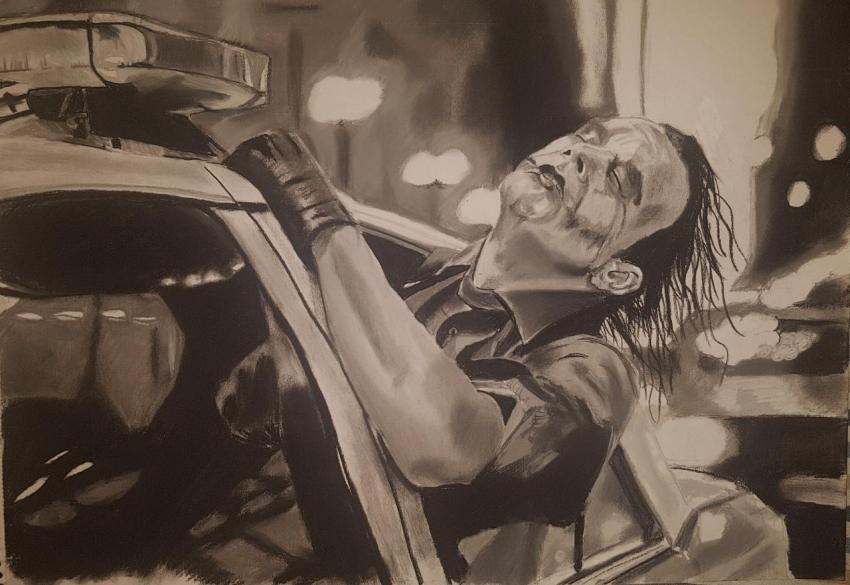 Heath Ledger by Varoh